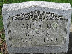 Anna M. A. Boeck