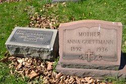 Anna <i>Mall</i> Goettmann