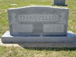 Ina O. <i>Cox</i> Spanevello