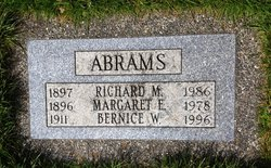 Margaret Ellen <i>Beattie</i> Abrams