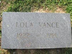 Lola Myrtle <i>Thompson</i> Vance