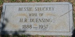 Bessie <i>Stuckey</i> Duensing