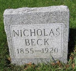 Nicholas Beck