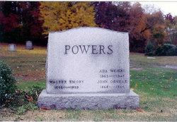 Ada Elvira <i>Weigel</i> Powers