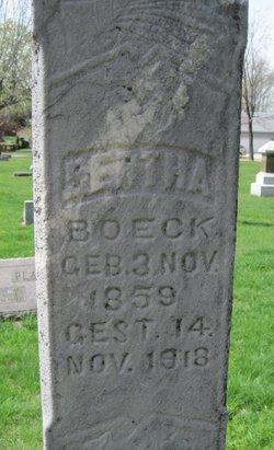 Bertha O. Boeck