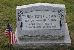 Theron C Lester Brown