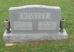 Edward E. Peck Revlett