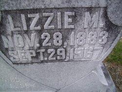 Elizie Lizzie <i>Mitchell</i> Alligood