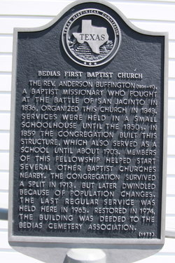 Bedias Baptist Cemetery