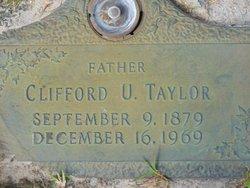 Clifford Ulric Taylor