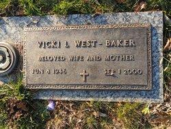 Vickie L <i>West</i> Baker