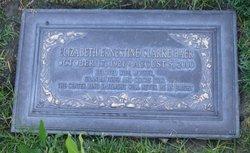 Elizabeth Ernestine <i>Clarke</i> Baer