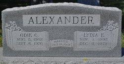 Odie Clark Alexander, Sr