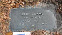 Elie Adams