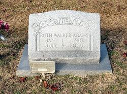 Ruth <i>Walker</i> Adams
