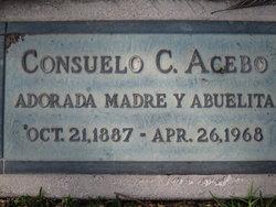 Consuelo C. Acebo