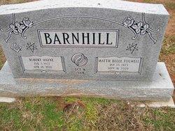 Mattie Belle <i>Tugwell</i> Barnhill