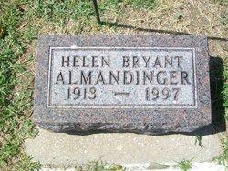 Helen <i>Bryant</i> Almandinger