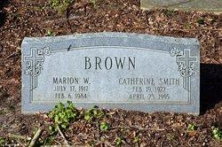 Catherine <i>Smith</i> Brown