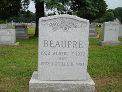 Albert Francis Beaupre