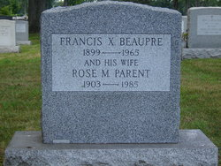 Rose Marie <i>Parent</i> Beaupre