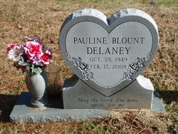 Pauline <i>Blount</i> Delaney