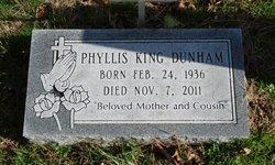 Phyllis <i>King</i> Dunham
