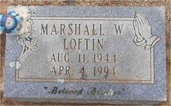 Marshall Wendell Loftin