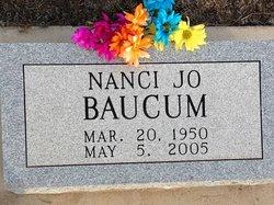 Nancy Jo Baucum