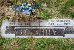 Lucy Ida <i>Brubaker</i> Beeghly