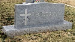 Susie E. <i>West</i> Moredock
