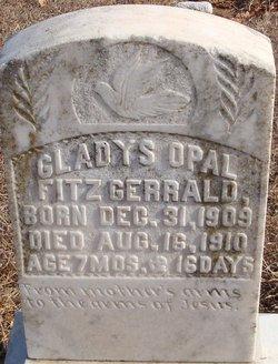 Gladys Opal Fitzgerald