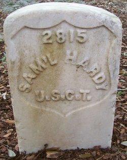 Pvt Samuel Hardy