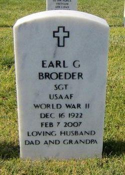 Earl G Broeder
