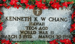 Kenneth Kwai W. Chang