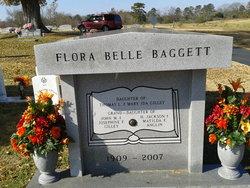 Flora Belle <i>Gilley</i> Baggett