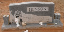 Alvin James Henson
