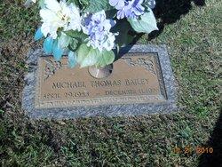 Michael Thomas Bailey