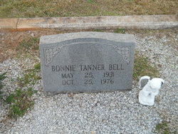 Bonnie <i>Tanner</i> Bell