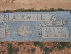 Lola Mae <i>Essary</i> Blackwell