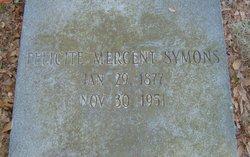 Felicite Mercent Symons