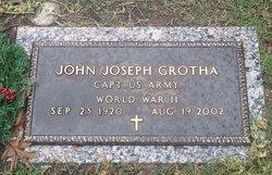 John J Grotha, Jr
