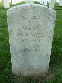 Mary Frances <i>Roberts</i> Craft