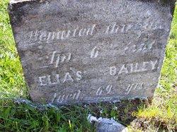 Elias Bailey