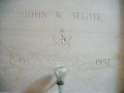 John Washington Belote