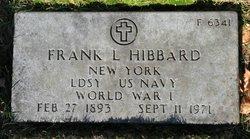 Frank L Hibbard