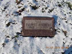 Everett Albert Andrews
