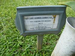 Antone Gomes Tony Camacho, Jr