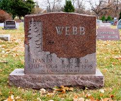 Effie D <i>Barclay</i> Webb