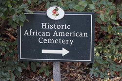 African American Cemetery at Magnolia Gardens
